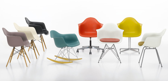 eames mon amour | sokeen - Chaise Charles Eames Pas Cher