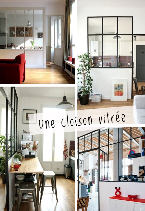 Dream list d co sokeen for Cloison vitree atelier