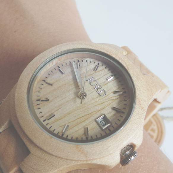 Wood Watch Jord